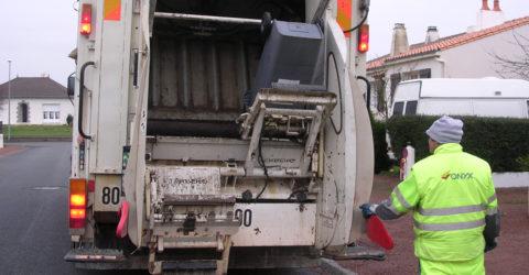 collecte ordures ménagères